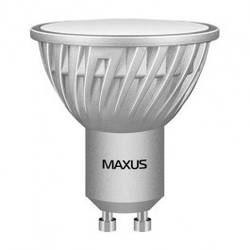 LED лампа MR16 (GU10) 4,0W(350lm) 4100K 220V CR Maxus
