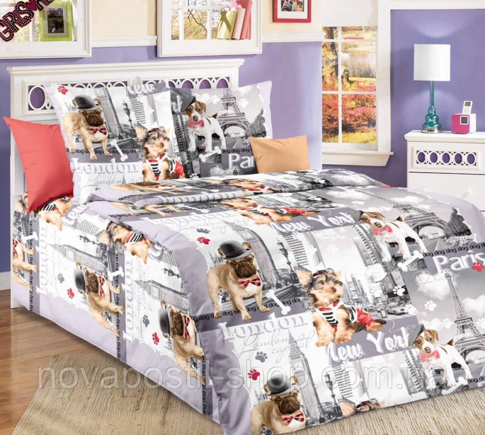 Детское постельное белье подростковое Евротур