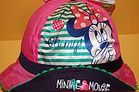 Панамка Minnie Mouse (Disney) Код 01356 Размеры 50, 52 см