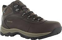 Треккинговые ботинки Hi Tec altitude base camp WP D.Chocolate