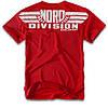 Футболка Dobermans Division TS41RD