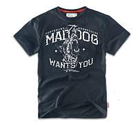 Футболка Dobermans Mad Dog TS69NV