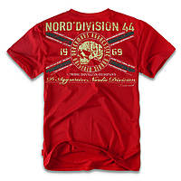 Футболка Dobermans Nord Division TS29RD
