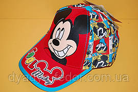 Бейсболка Mickey Mouse (Disney) Код 01015 Размеры 48см