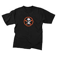 Футболка Rothco Kids Skull In Star T-Shirt Black