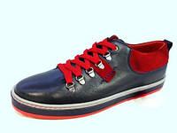 Мужские кроссовки трехцветная подошва оптом, фото 1