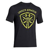Футболка Under Armour Black Ops Fist Black