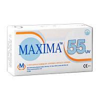 Контактные линзы Maxima 55 UV (6шт в уп)