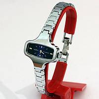 Советские часы Чайка на металлическом браслете