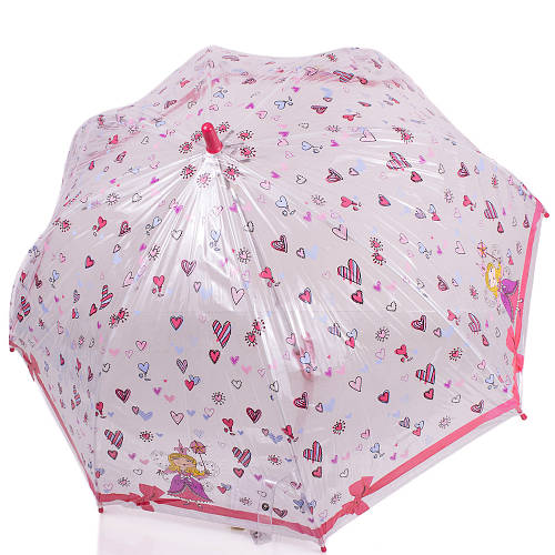Красочный детский механический  зонт-трость ZEST (ЗЕСТ) Z51510-13
