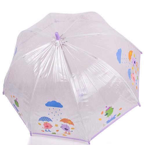 Чудесный детский механический  зонт-трость ZEST (ЗЕСТ) Z51510-18