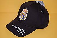 Бейсболка Real Madrid  Код 68251-ч Размер 59 см