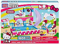 Конструктор Mega Bloks Hello Kitty Большой авквапарк