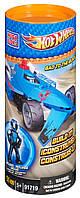 Конструктор Mega Bloks Hot Wheels Синий гоночный автомобиль