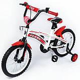 """Велосипед двухколесный Flash 16"""" BT-CB-0043 Green, фото 2"""
