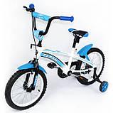 """Велосипед двухколесный Flash 16"""" BT-CB-0043 Green, фото 3"""