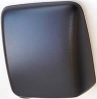Кришка лiвого дзеркала чорна Opel Combo (2001-2011)