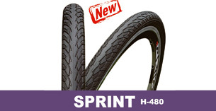 Велопокрышка 700x32C H-480 ChaoYang Sprint (32-622)