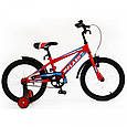 """Велосипед двухколесный TILLY FLASH 18"""" T-21845 yellow  , фото 3"""