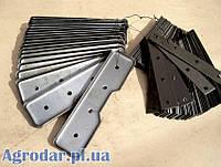 Жесткость+планка транспортера ЗМ-60