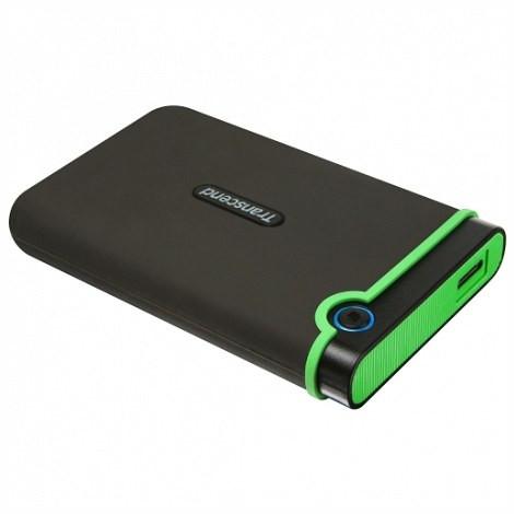 """HDD ext 2.5"""" USB 2Tb TRANSCEND StoreJet (TS2TSJ25M3)"""