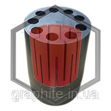Графитовый кристаллизатор машины непрерывного горизонтального литья
