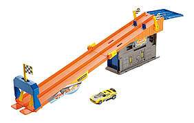 Игровой набор Rooftop Race Garage из серии «Автомойка»