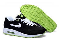 Кроссовки Nike Air Max 87 Black/Green