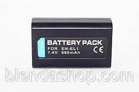Аккумулятор NP-800 (EN-EL1) - аналог для камер KONICA MINOLTA DG-5W, DiMAGE A200 - 980 ma