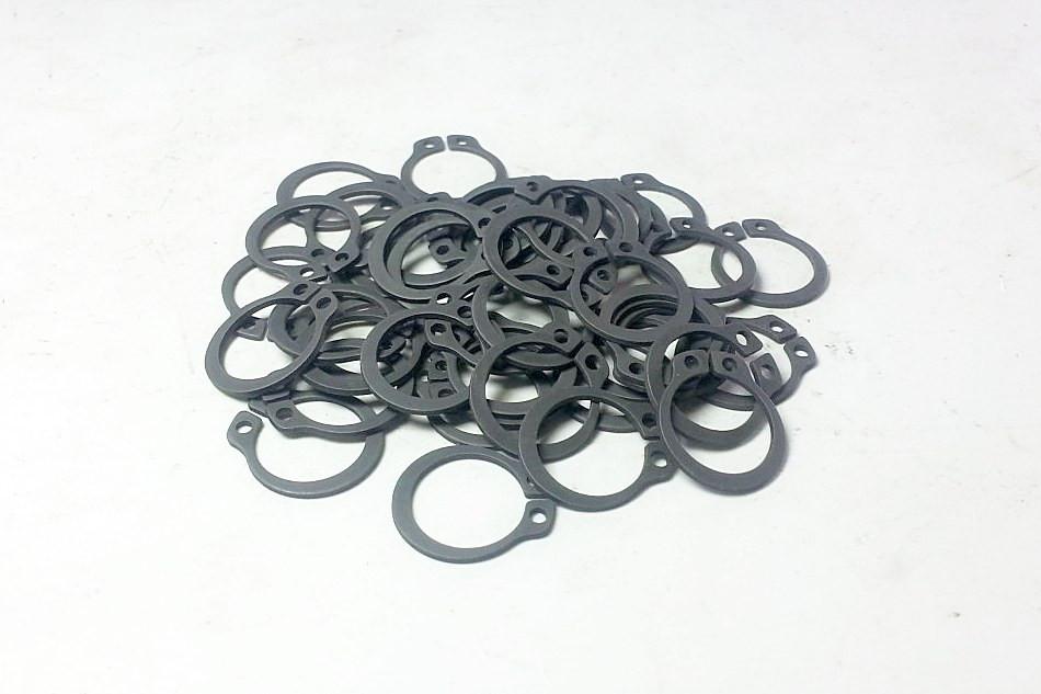 Кольцо стопорное полумесяца кик-стартера скутера 50-100сс 4Т