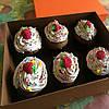Подарочные коробочки для выпечки