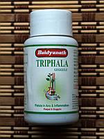 Triphala Guggulu Трифала гугул 80 табл