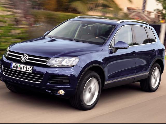 VW TOUAREG 2010+