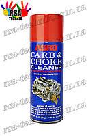 ABRO Carb & Choke Cleaner 283g очиститель карбюратора, форсунок