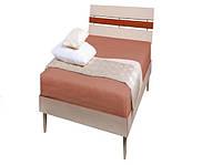 Кровать односпальная Прагматик (ДСП) 0,8х2