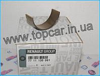 Вкладыши шатунные Renault Trafic II 1.9DCi   RENAULT ОРИГИНАЛ 7711130061