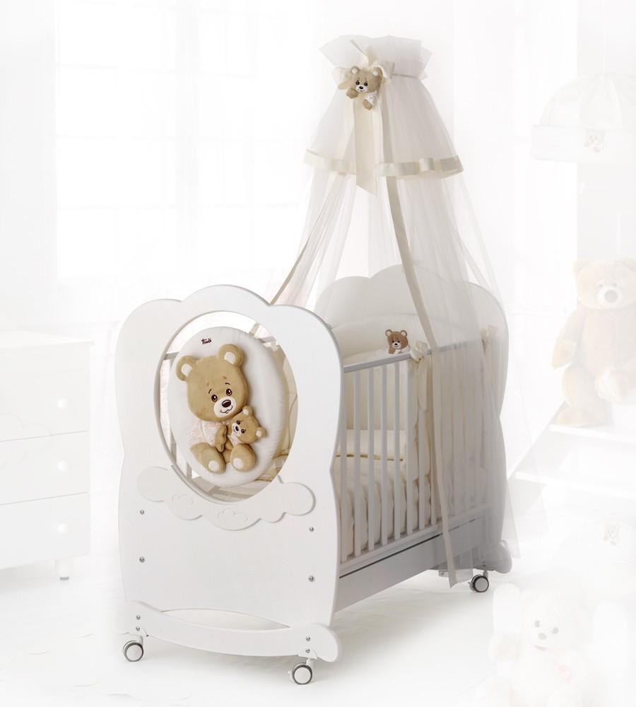 Кроватка Baby Expert LETTINO ABBRACCI by TRUDI