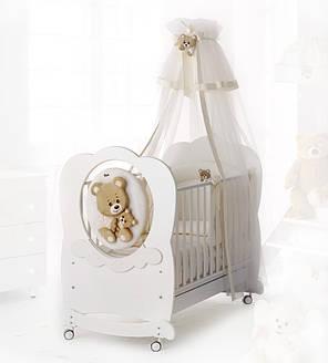 Кроватка Baby Expert LETTINO ABBRACCI by TRUDI, фото 2