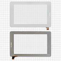 Touchscreen (сенсорный экран) для ViewSonic ViewPad 7D, 33 pin, оригинал (белый)