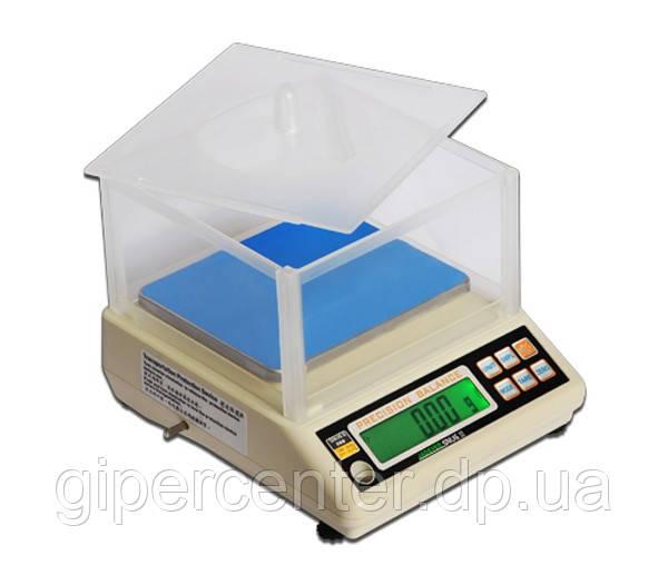 Лабораторные электронные весы SNUG-III до 600 г, дискретность 0,1