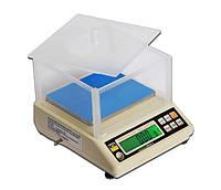 Лабораторные электронные весы SNUG-III до 1500г, дискретность 0,2