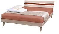 Кровать двуспальная Прагматик (ДСП) 1,6х2