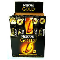 Кофе Nescafe Gold Стик  25 шт.