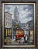 «Очарование Львова» картина маслом