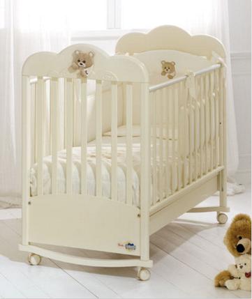 Кроватка Baby Expert LETTINO TENERINO by TRUDI, фото 2