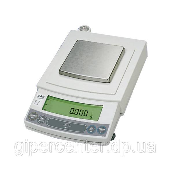 Весы лабораторные, аналитические CUX-2200H до 2200г. - GIPERCENTER Dnepr в Днепре