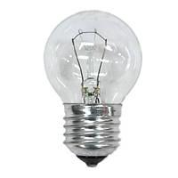 Лампа PHILIPS P45 40W Е27, шар прозрачный