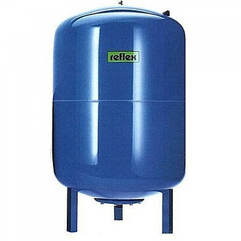 Гидроаккумулятор вертикальный 3000L DЕ Reflex (Синий) 10 бар
