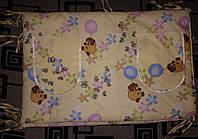 Бортики (защита в детскую кроватку)