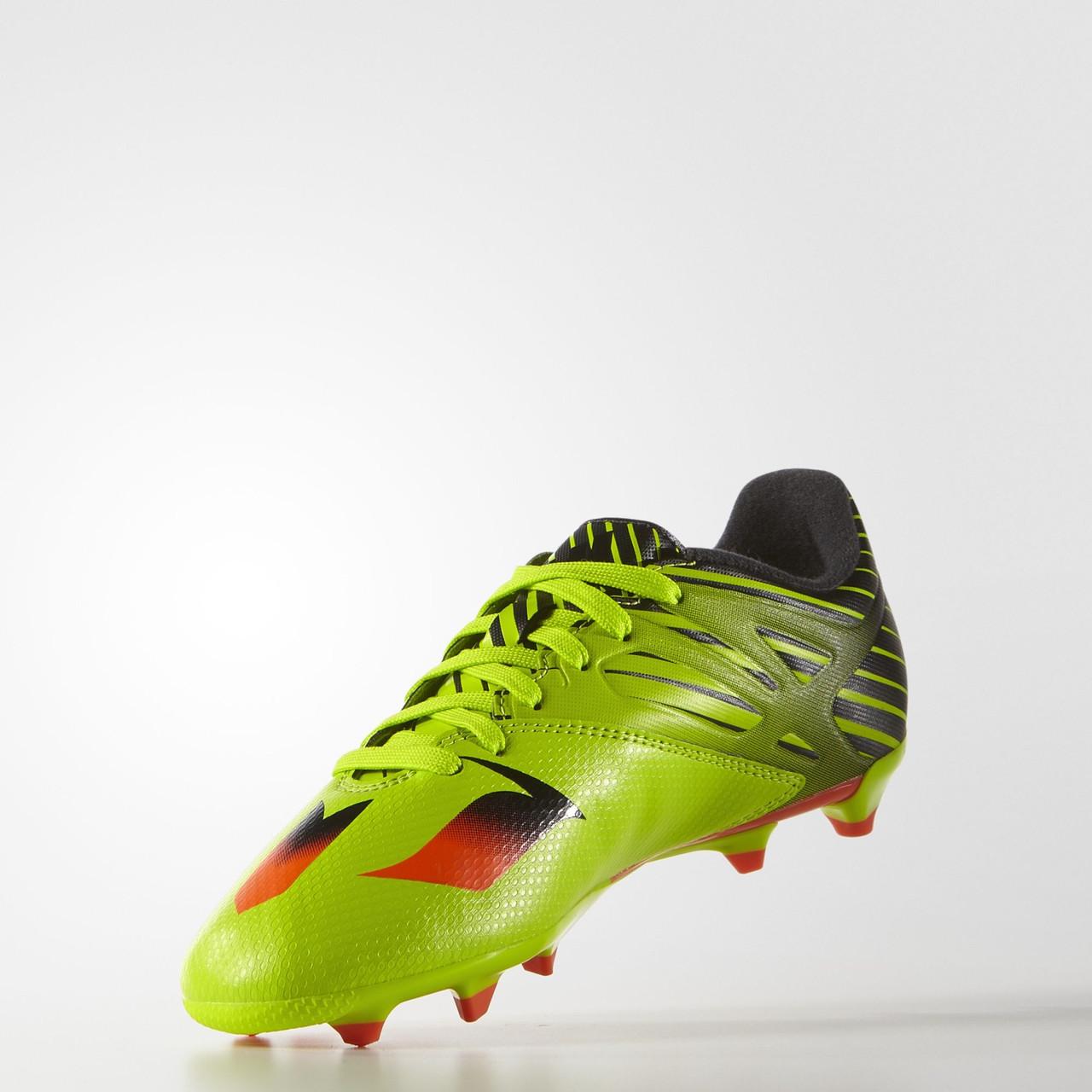 6b1b26e1af26 Купить Детские футбольные бутсы Adidas MESSI 15.3 J (Артикул  S74695 ...